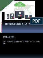 Introduccion a La Voip