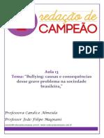 13. Bullying causas e consequências desse grave problema na sociedade brasileira.pdf