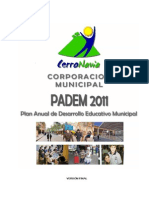 Padem 2011 Version Final Cerro Navia