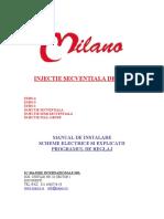 Injectie Secventiala de Gaz Milano