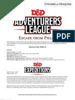 DDEX1 14 Escape From Phlan (5e)
