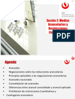 Sesión 2 Medias Arancelarias y Restricciones Cuantitativas(1)