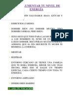 COMO AUMENTAR TU NIVEL DE ENERGÍA.pdf