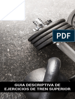50 EJERCICIOS TREN SUPERIOR- PROFESIONALES
