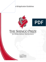 Shin Go Model Guidelines