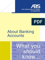 Bank Account English