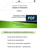 15 - Transporte de Masa en Interfase