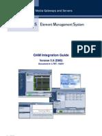 LTRT- 19201 OAM Integration Guide v5