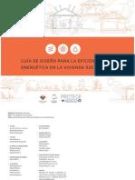 Guía Diseño Eficiencia Energética Vivienda Social
