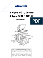 Olivetti DCopia 3501UM