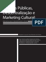 Cópia de MONTEIRO, Elizabeth Jorge. Marketing Cultural.