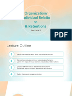 Faiza_1334_16064_2_Lecture 3 - Organization - Individual Relations and Retentions.pptx