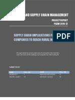 Lscm Report Group1
