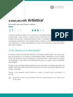 EducaciónArtística_síntesis