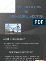 29978552 Insurance Sector Ppt
