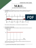 06. MRU PRE