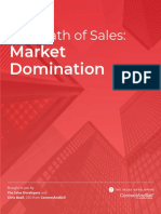 The Math of Sales