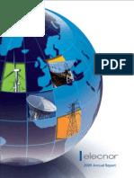 Elecnor Annual Report 2009
