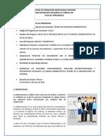 GUIA 1 funciones administrativas