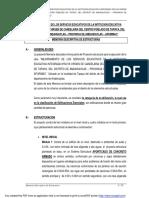 Memoria Descriptiva Estructuras _TAPAYA