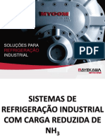 2. Sistemas de Refrigeração Industrial com Carga Reduzida de Amonia
