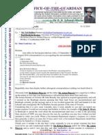 101231-Premier Kristina Keneally-Re STATE LAND TAX - Etc