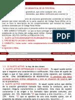 ANALISIS GRAMATICAL DE UN TIPO PENAL - copia