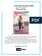 Penny Jordan - Retrato de Um Pecado (Sabrina Esp Ferias 03.2)