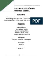 T1_Análisis y Evaluación de Motores Diésel