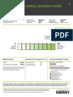 US Energy audit sample