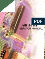 Vestel Mainboard MB120DS-R4