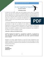 Ministerio y Manual de Capellanía Deportiva