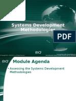 Systems Development Methodologies - Domain Slides