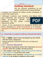 Auditing CH2