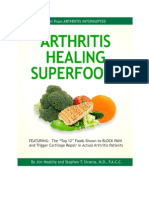 Arthritis Healing Super Foods