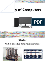 History Of Computers lecture