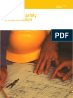 Health and Safety in Construction 2006