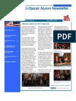 El Djazair Alumni Newsletter - December 2010