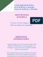 La gravidanza ectopica modif