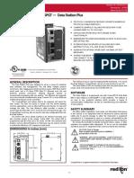 Red Lion Control DSPSX000 Data Station Plus