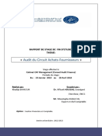 Mon Rapport Ff audit financier
