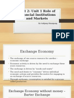 Unit 1 part 2 Role of Financial Institutions and Markets part 2.pptx