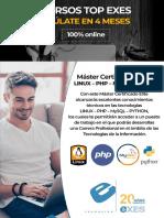 master-certificado-elite®-linux php mysql python