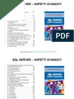 SQL Server - Aspetti Avanzati