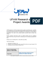 ufaw-research-and-project-awards-2019
