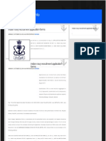 Indian Navy Recruitment Application Forms