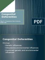 Congenital-Deformities