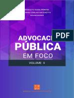 Advocacia Pública em Foco - II (IDDE)