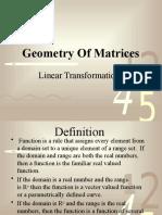 Presentation Linear