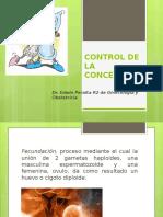 Control de la concepción